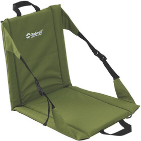Outwell Cardiel Folding Beach Chair piquant green